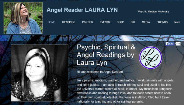 Laura Lyn website