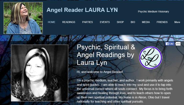 Laura Lyn website