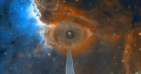 spiritual eye photo